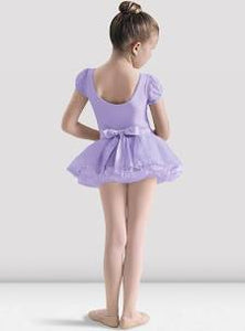 Girls Pretty Lilac Dance Tutu Skirt by Bloch Code: CR4061 - Shopdance.co.uk