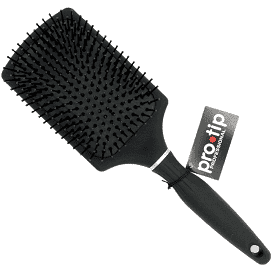 Paddle Hair Brush Bristle - By Pro-Tip - Shopdance.co.uk
