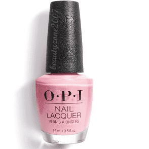 OPI Nail Polish 'Lima Tell You About This Color' 15ml - Shopdance.co.uk