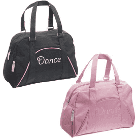 Capezio Childrens Dance Bag in Pink or Black Code: B46C - Shopdance.co.uk