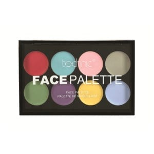 Face Palette (29706) By Technic - Shopdance.co.uk