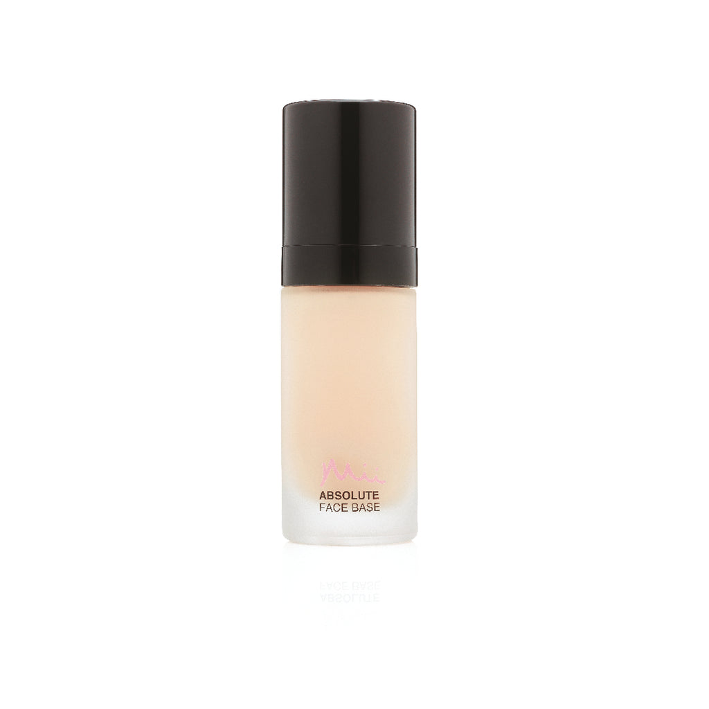 Mii Cosmetics Absolute Face Base Utterly Fair 00