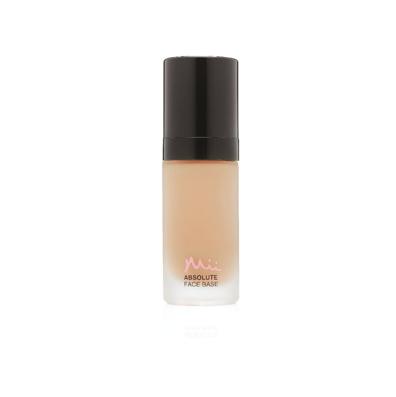Mii Cosmetics Absolute Face Base Utterly Peachy 02