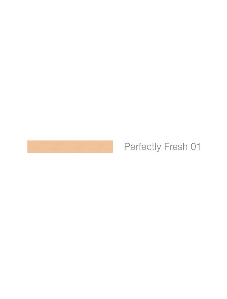 Mii Cosmetics Flawless Face Base Perfectly Fresh 01