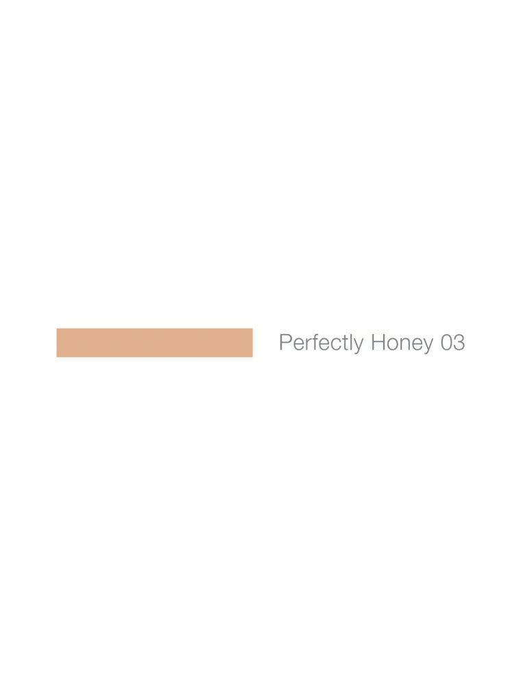 Mii Cosmetics Flawless Face Base Perfectly Honey 03