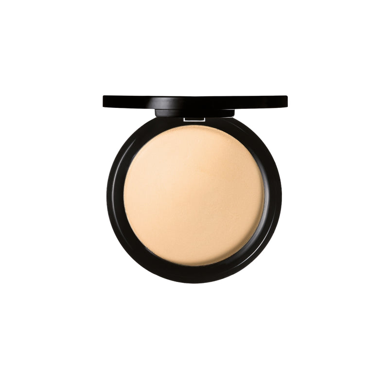 Mii Cosmetics Perfecting Pressed Powder Feather 01