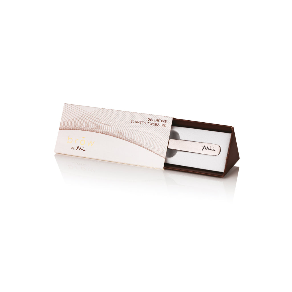 Pincet - Definitive Slanted Tweezer