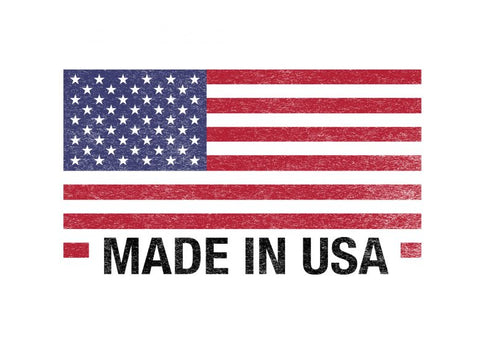 Socks are proudly made in the USA