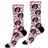 Mother's Day Face Socks