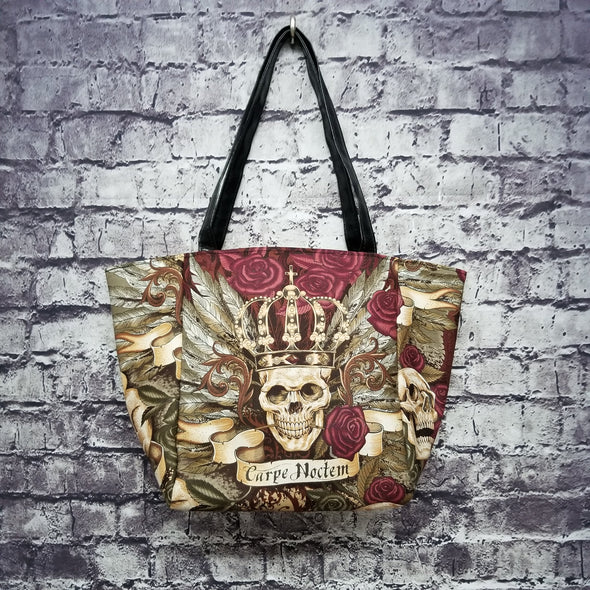 Top Notch Tote - Vintage Seize the Night