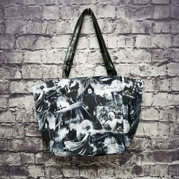 Top Notch Tote - Monsters