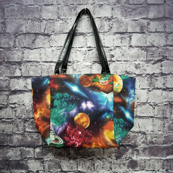 Top Notch Tote - Universe