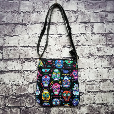 Crossbody - Sugar Skulls