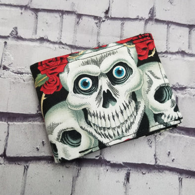 Not Just For Men (NJFM) Wallet - Crown of Roses