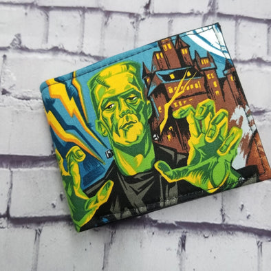 Not Just For Men (NJFM) Wallet - Universal Monsters (Frank)