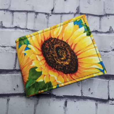 Not Just For Men (NJFM) Wallet - Sunflower
