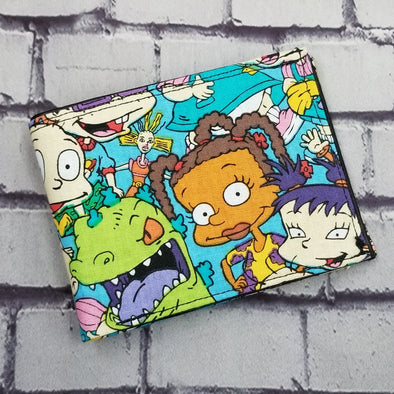 """Not Just For Men"" (NJFM) Wallet - Rugrats"