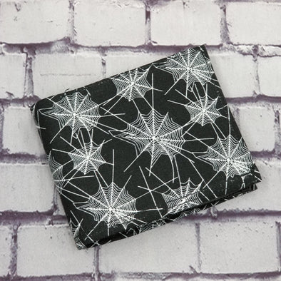 """Not Just For Men"" (NJFM) Wallet - Spider Webs"