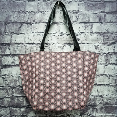 Top Notch Tote - Peach Burst