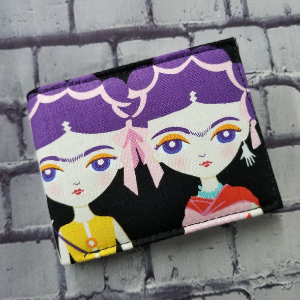 Not Just For Men (NJFM) Wallet - 2 Fridas