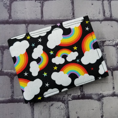 Not Just For Men (NJFM) Wallet - Rainbows