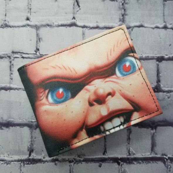 Not Just For Men (NJFM) Wallet - Chuckie