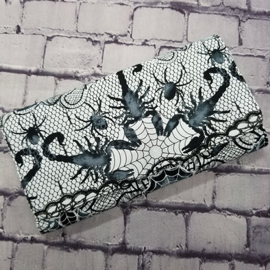 Wallet - Dark Lace- Scorpions