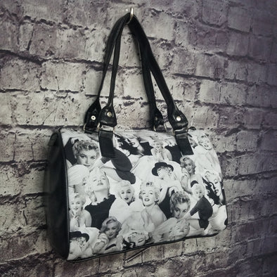 Dipity Bag - Marilyn Monroe Collage