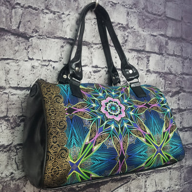 Dipity Bag - Blue Kaleidoscope