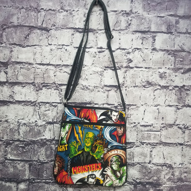 Crossbody- Universal Monsters