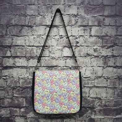 Amelia Bag -SuperNatural Candy Hearts