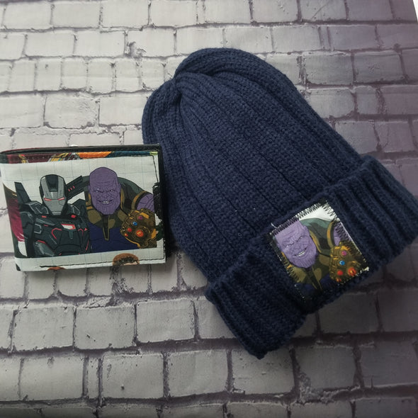 Beanie & NJFM- Infinity War Cubed (Navy Thanos)