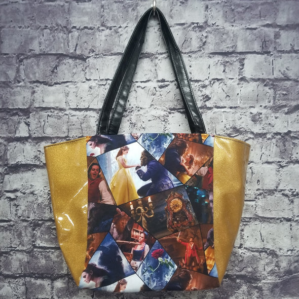 Top Notch Tote - Vinyl Beauty&theBeast Live Action