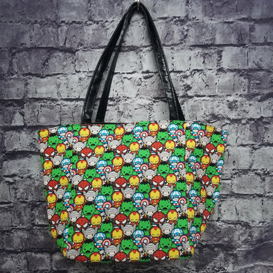 Top Notch Tote - Mini Avenger Tsum