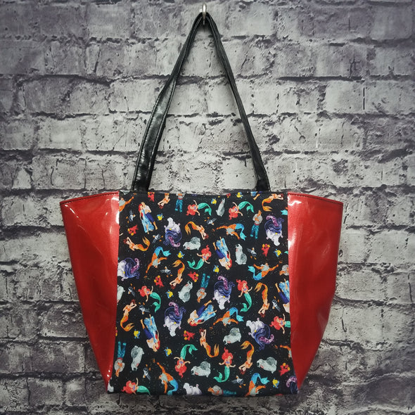 Top Notch Tote - Vinyl Under the Ses