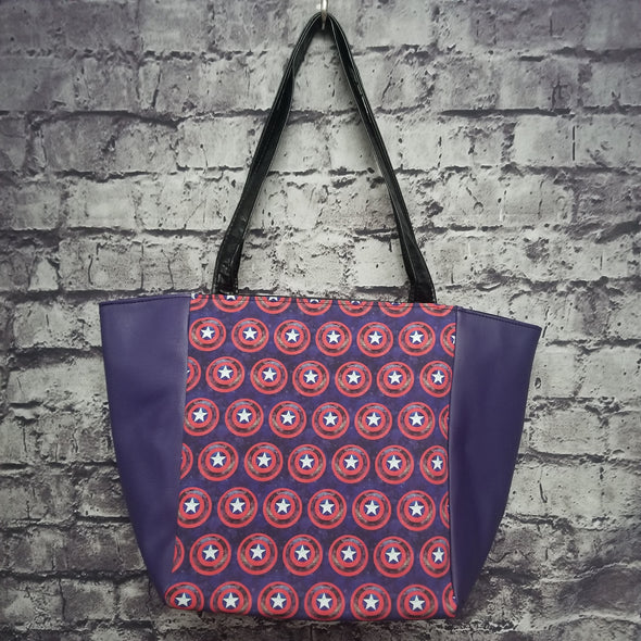 Top Notch Tote - Vinyl Captain Shields