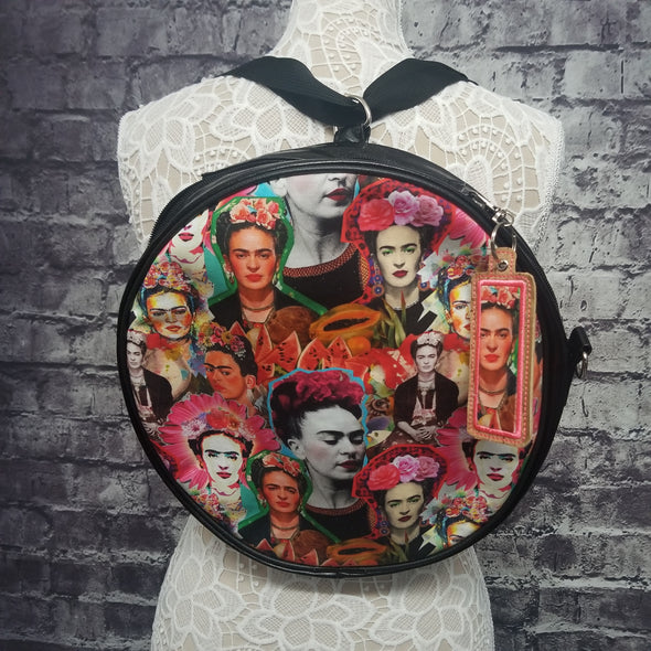 Frida Bouquet Luna Cross-Pack & Lipbalm Holder