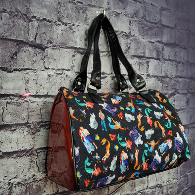 Vinyl Dipity Bag- Under the Sea