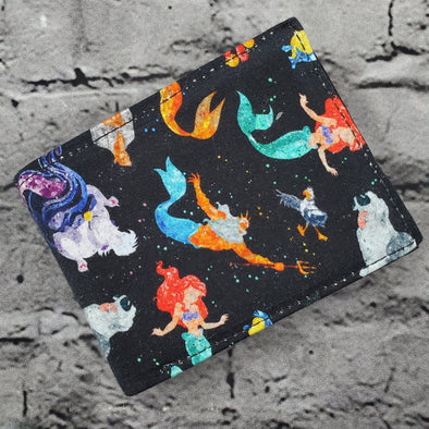 Not Just For Men (NJFM) Wallet - Under the Sea