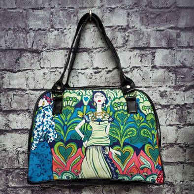 Minerva Bag- Fridas Garden