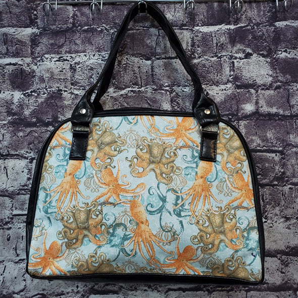 Minerva Bag- Coastal Octo