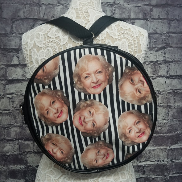 Betty White Luna Cross-Pack