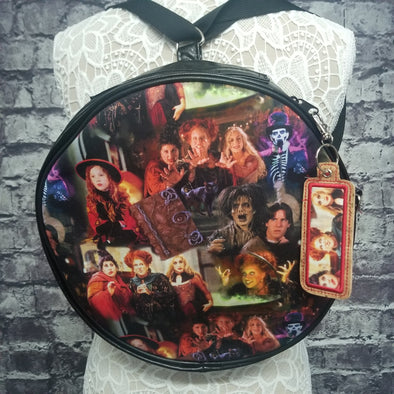 Hocus Pocus Luna Cross-Pack & Lipbalm Holder