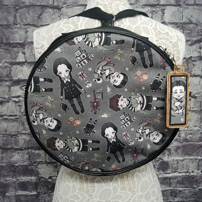 Spawn of Addam Luna Cross-Pack & Lipbalm Holder