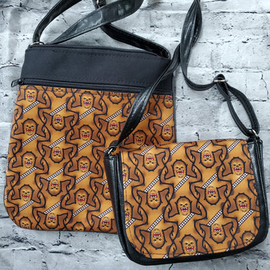 Mommy & Me Crossbody & Crossroads- Chewbacca