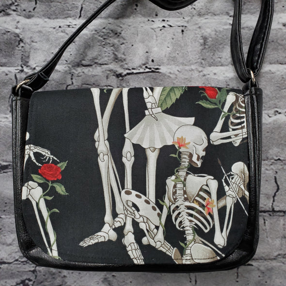 Crossroads Crossbody Bag- Life's Pleasures(Painter)