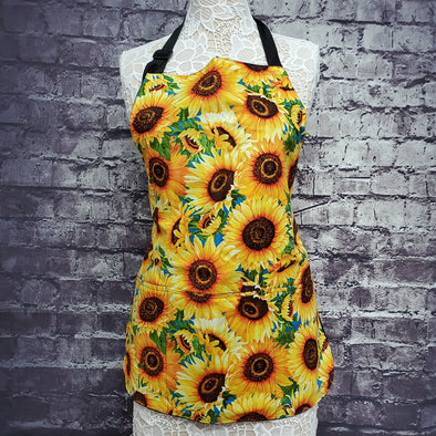 Apron- Sunflowers