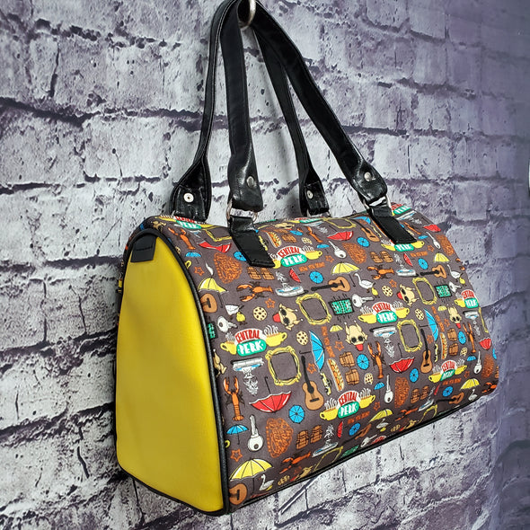 Dipity Bag-Central Perk (Yellow)
