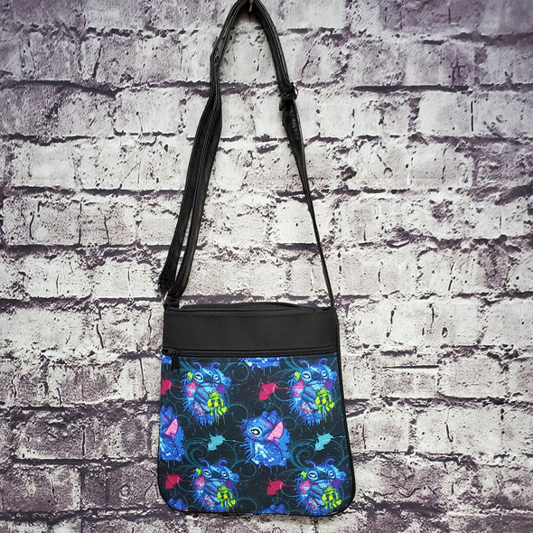 Crossbody - Stitch Splat