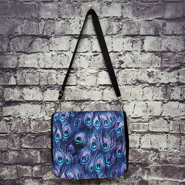 Amelia Bag- Purple Peacock